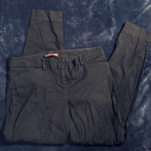 The Limited black skinny ankle pant
